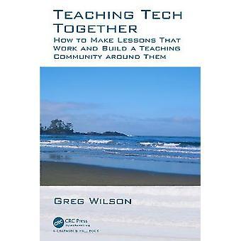 Samen tech onderwijzen