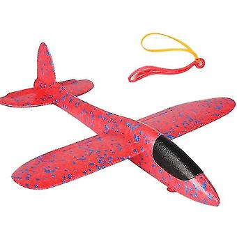 Epp Foam Hand Throw Airplane With Rubber Band Ejection