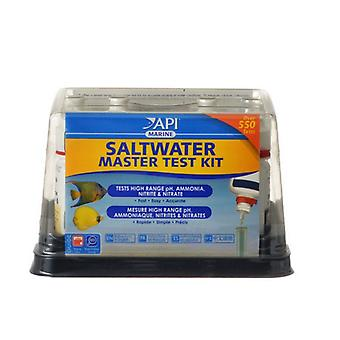 API Saltwater Master Test Kit - 550 testů