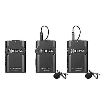 BOYA 2.4G Wireless Mic1+2