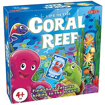 """Tile games tactic 54575 """"coral reef game"""