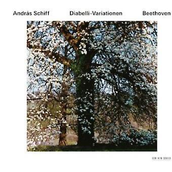 L.V. Beethoven - Beethoven: Diabelli-Variationen [CD] USA import