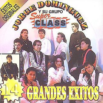 Jorge Dominguez Y Su Grupo Super klass - 16 Grandes Exitos [CD] USA import