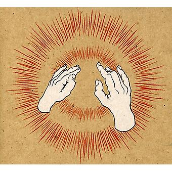 Godspeed You! Black Emperor - Lift Your Skinny Fists Like Antennas to Heaven [CD] USA import