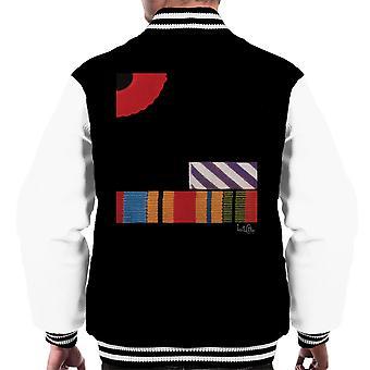Pink Floyd die Final Cut Album Cover Männer Varsity Jacket