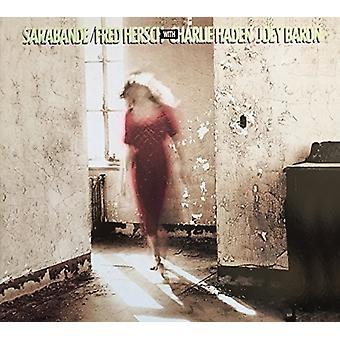 Fred Hersch - Sarabande [CD] USA import