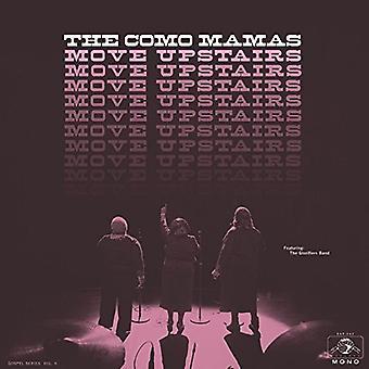 Como Mamas - Move Upstairs [CD] USA import