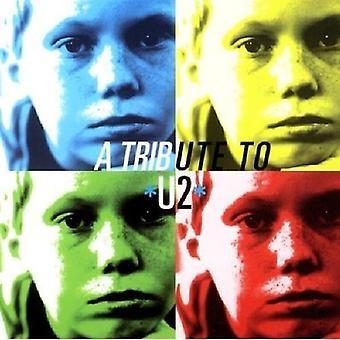 Tribute to U2 - Tribute to U2 [CD] USA import