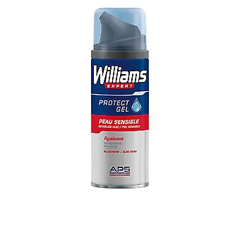Williams Protect Shaving Gel Sensitive Skin 200 Ml For Men