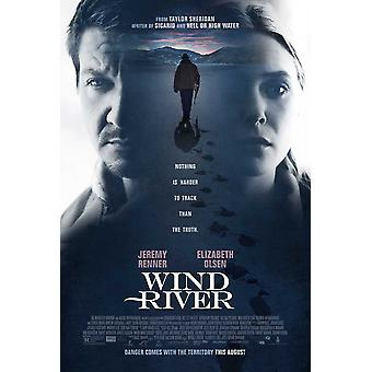 Wind River Movie Poster (11 x 17)