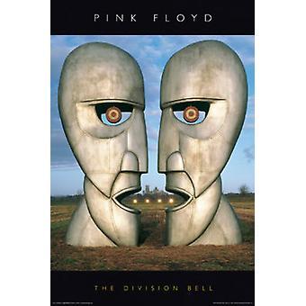 Pink Floyd - Division Bell affisch affisch Skriv