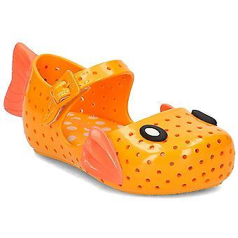 Melissa Furadinha Fabul 3220501452 sapatos universais para bebês de verão
