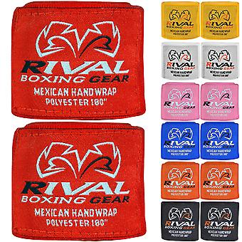 "RIVAL Boxing 180"" Mexican Style Handwraps"