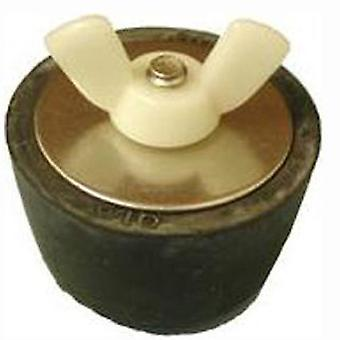 Technical SP207 No.7 Rubber Plug Stainless Screw - Nylon Wing Nut SP-207