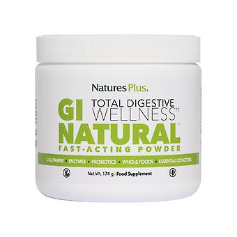 Natures Plus GI Natural Drink Powder, 174, gramas
