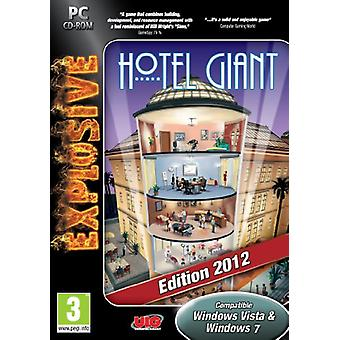 Hotel Giant 2012 Gold Edition (PC CD)-nou