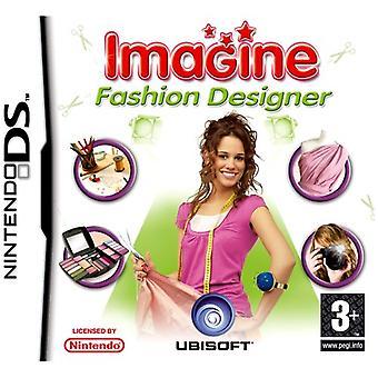 Imagine Fashion Designer (Nintendo DS) - Nouveau