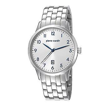 Pierre Cardin mens watch wristwatch stainless steel PC106671F07