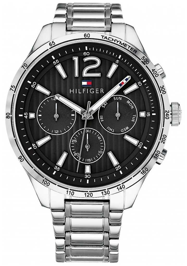 Tommy Hilfiger Men's Gavin Chronograph Stainless Steel Bracelet 1791469 Watch