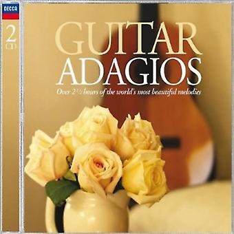 Adagios de guitare - guitare Adagios [CD] USA import