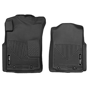 Husky Liners Front Floor Liners passer 05-11 Tacoma adgang/dobbeltmoral Cab