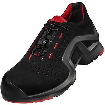 Uvex 1 8519241 Calzado protector S1P Tamaño: 41 Negro, Rojo 1 Par