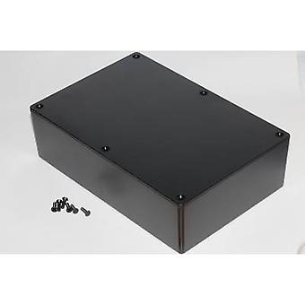 Hammond Electronics 1591XXFBK 1591XXFBK Universal enclosure 221 x 150 x 64 Acrylonitrile butadiene styrene Black 1 pc(s)