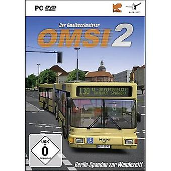 OMSI 2 Der Omnibussimulator PC USK derecelendirme: 0