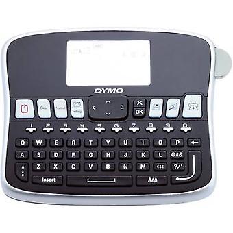 Stampante di etichette DYMO Labelmanager 360D adatto per rotoli: D1 6 mm, 9 mm, 12 mm, 19 mm