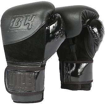 Gants de sac boxe titre Blitz noire
