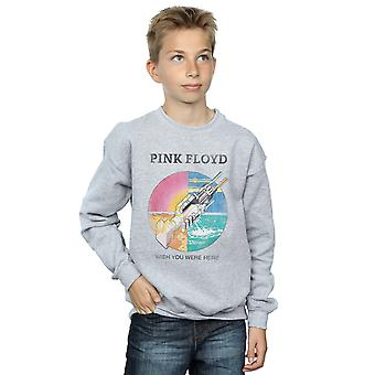 Pink Floyd Boys Wish You Were Here Sweatshirt