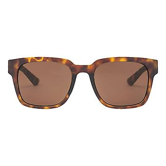 Electric California Zombie S Sunglasses - Matte Tortoise Shell/Bronze