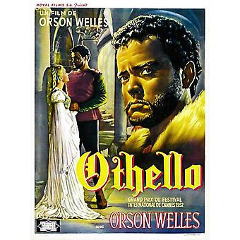 Othello Movie Poster (11 x 17)