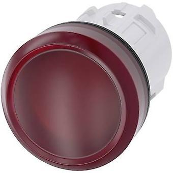Siemens SIRIUS ACT 3SU1001-6AA20-0AA0 merkki valo Planar punainen 1 kpl/s
