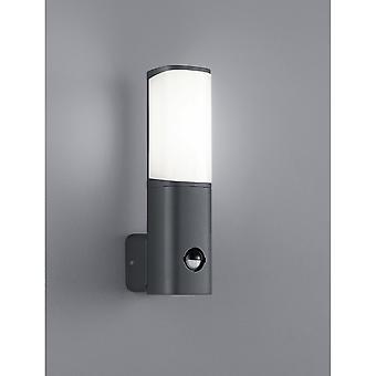 Trio belysning Ticino Modern antracit Diecast Aluminium vägglampa