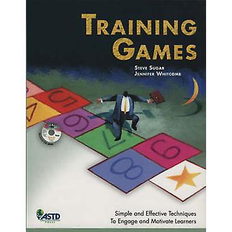 Training Games by Steve Sugar - Jennifer Whitcomb - 9781562864514 Book