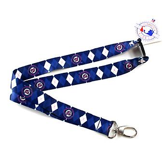 Washington Nationals MLB Argyle Lanyard