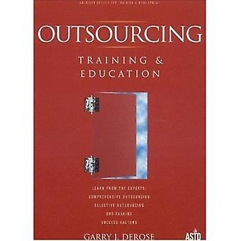 الاستعانة بمصادر خارجية التدريب والتعليم (المصور الطبعة) بغاري ج. د