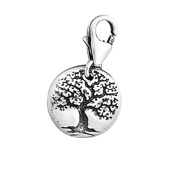 Árbol - 925 encantos de plata esterlina con bogavante - W10368X