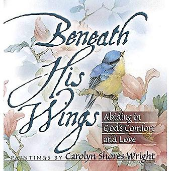 Beneath His Wings: Abiding in God's Comfort and Love