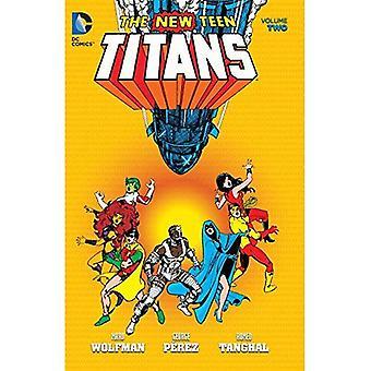 Nya Teen Titans volym 2 TP