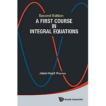 A First Course in integraalvergelijkingen