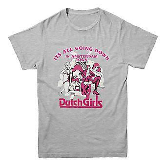 Official VIP T-Shirt - Dutch Girls