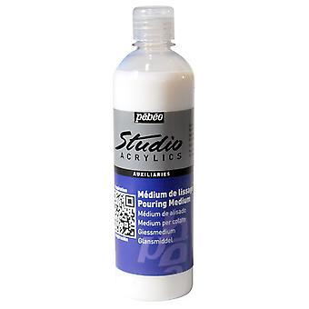Pebeo Studio Acrylics Pouring Medium 500ml