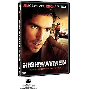 Highwaymen [DVD] USA import