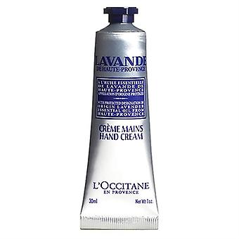 L'Occitane Lavander Hand Cream 1oz / 30ml