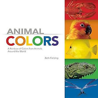 Animal Colors by Beth Fielding - 9780979745560 Book