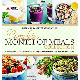 Complete Month of Meals Collection - Hundreds of Diabetes Friendly Rec