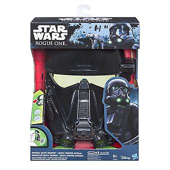 Hasbro Star Wars Rogue One - Death Trooper Electronic Mask Toy