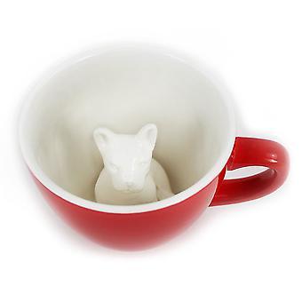 Creature Cups Frenchie Ceramic Mug